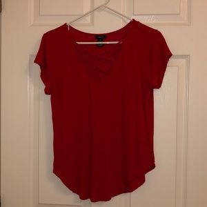 XS rue 21 red top